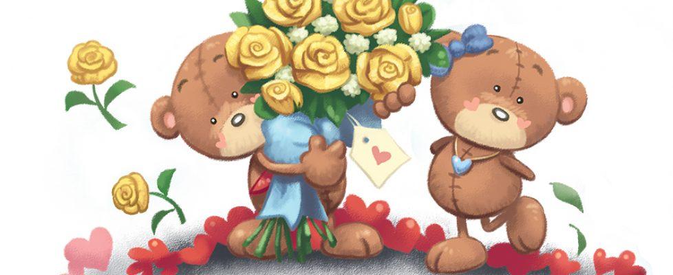 Beary loving